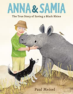 Anna & Samia: The True Story of Saving a Black Rhino