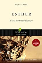 Esther: Character Under Pressure (Lifeguide Bible Studies)