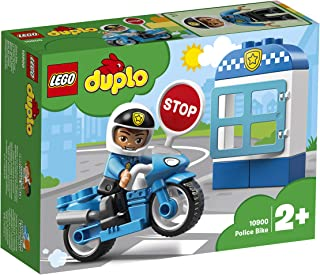 LEGO DUPLO Town Police Bike 10900 Building Blocks