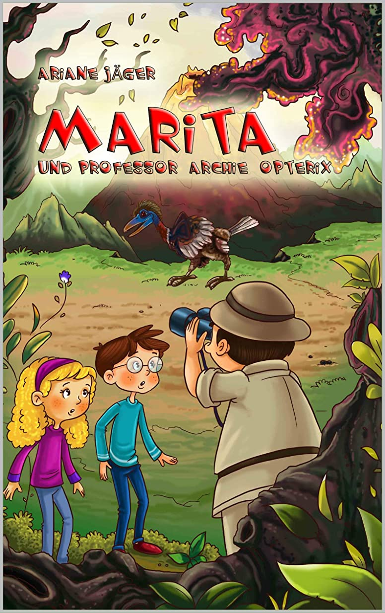 Marita und Professor Archie Opterix (German Edition)