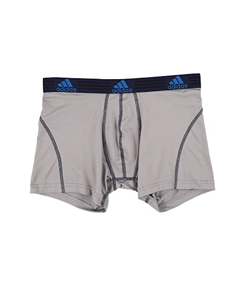 adidas Sport Performance ClimaLite 2-Pack Trunk Night Indigo/Light Onix/Light Onix/Night Indigo Sale Looking For Pre Order Online W8l4E2