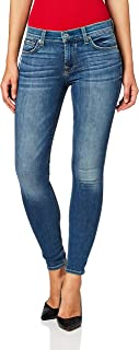 Womens Jeans Skinny Full Length Pant