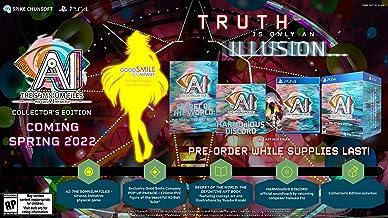 AI: THE SOMNIUM FILES – nirvanA Initiative (Collector's...