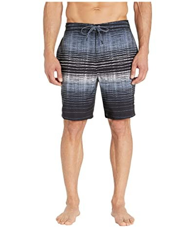 Speedo 20 Active Flex E-Board (Black/Grey) Men