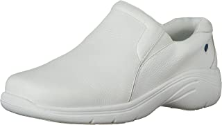 Nurse Mates Women's Dove Slip-On Loafer