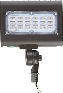 Morris Products Flat Panel LED Small Flood Light – Includes 1/2