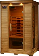 radiant infrared sauna