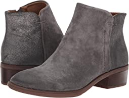 Steel Grey Oiled Cow Suede/Anthracite Cometa Metallic