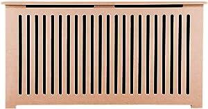 Fichman Furniture Unpainted Radiator Cover Kit, 48