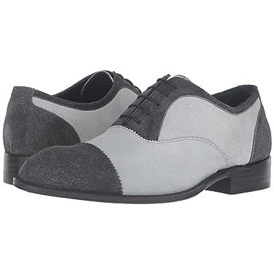 Messico Donato Welt (Grey Suede/Light Grey Suede Leather) Men