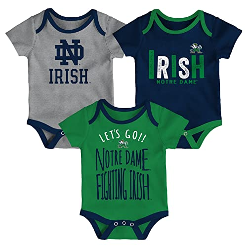 b15d1fd48 Gen 2 NCAA Unisex-Child NCAA Newborn & Infant Little Tailgater Bodysuit