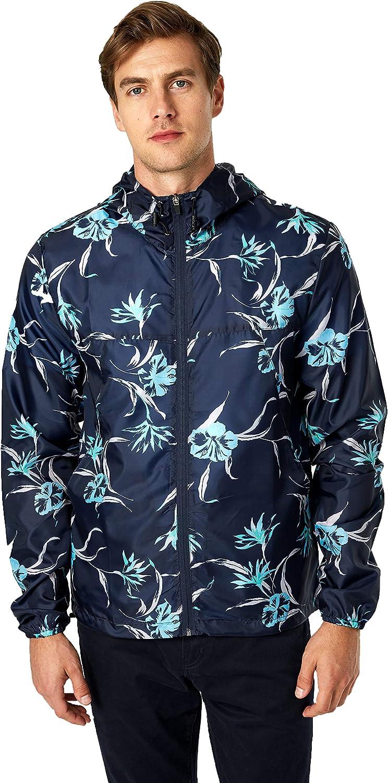 Sunrise Kingdom Men's Charlotte Mall Lightweight Jacket 5 popular Water Windbreaker