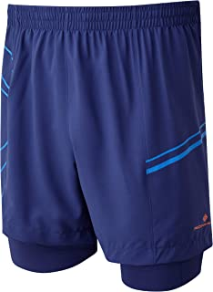 Ronhill Men's Infinity Marathon Twin Shorts