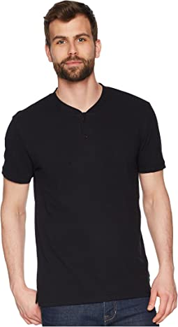 Lucky Brand - Coolmax Bomber Polo Shirt