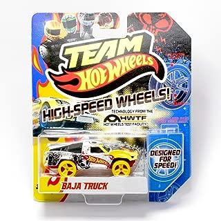 2011 Mattel Team Hot Wheels High-Speed Wheels Baja Truck