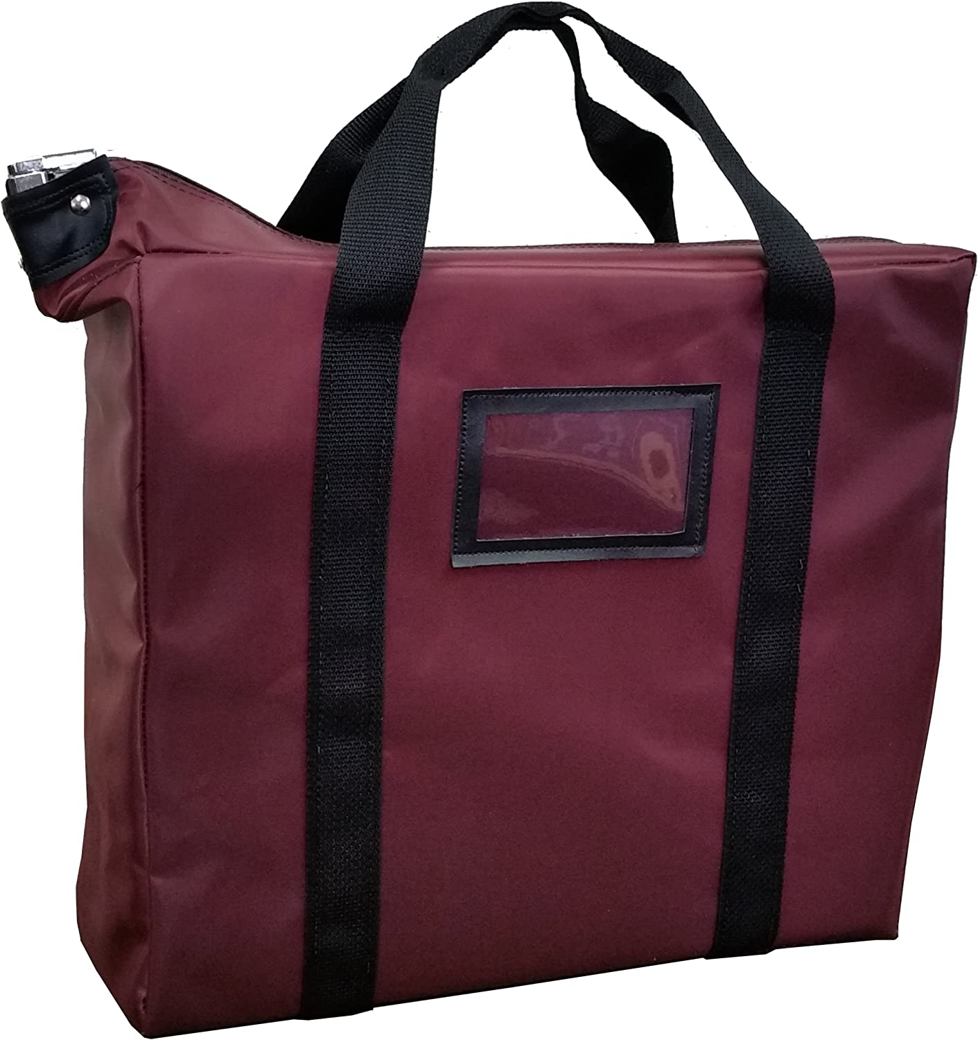 Briefcase Style Locking Document Max Popular shop is the lowest price challenge 81% OFF Burgundy Bag