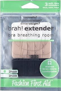 Brah! Extender: Bra Extender Band Breathing Room- Pack of...