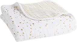 aden + anais - Metallic Dream Blanket