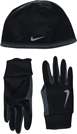 Nike - Run Thermal Hat and Gloves Set