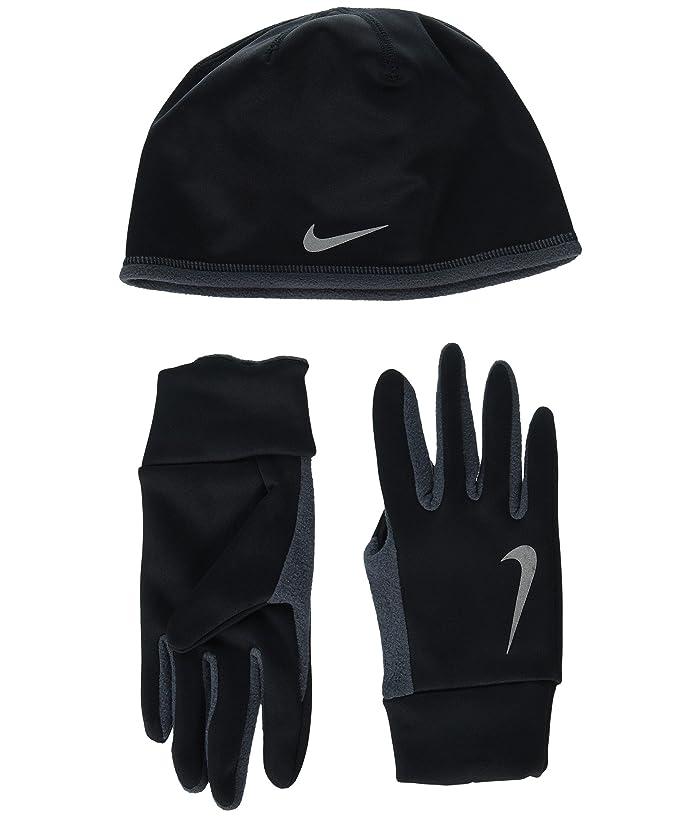Nike Thermo Handschuhe Herren, Herren, schwarz, Large