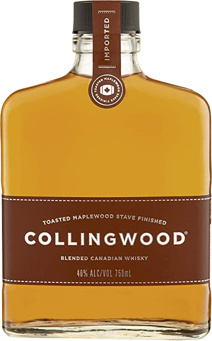 Collingwood Blended Canadian Whisky, 750 ml