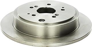 Friction Master R0590 Rear Premium OE Brake Disc Rotors Set
