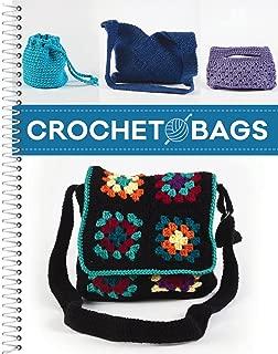 crochet book bag