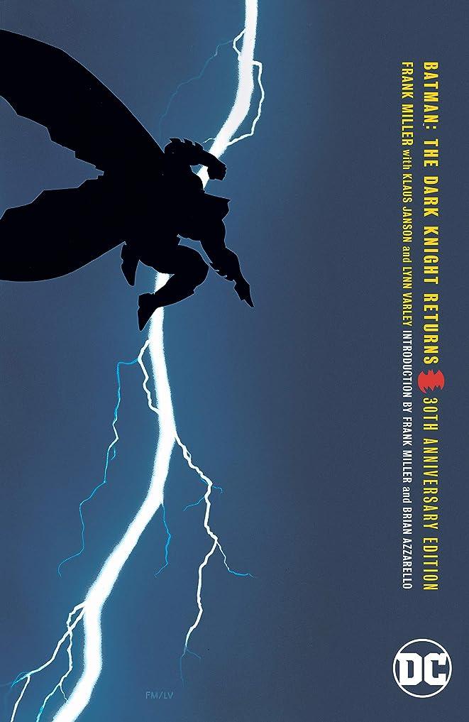 化学セットアップ断言するBatman: The Dark Knight Returns - 30th Anniversary Edition (English Edition)