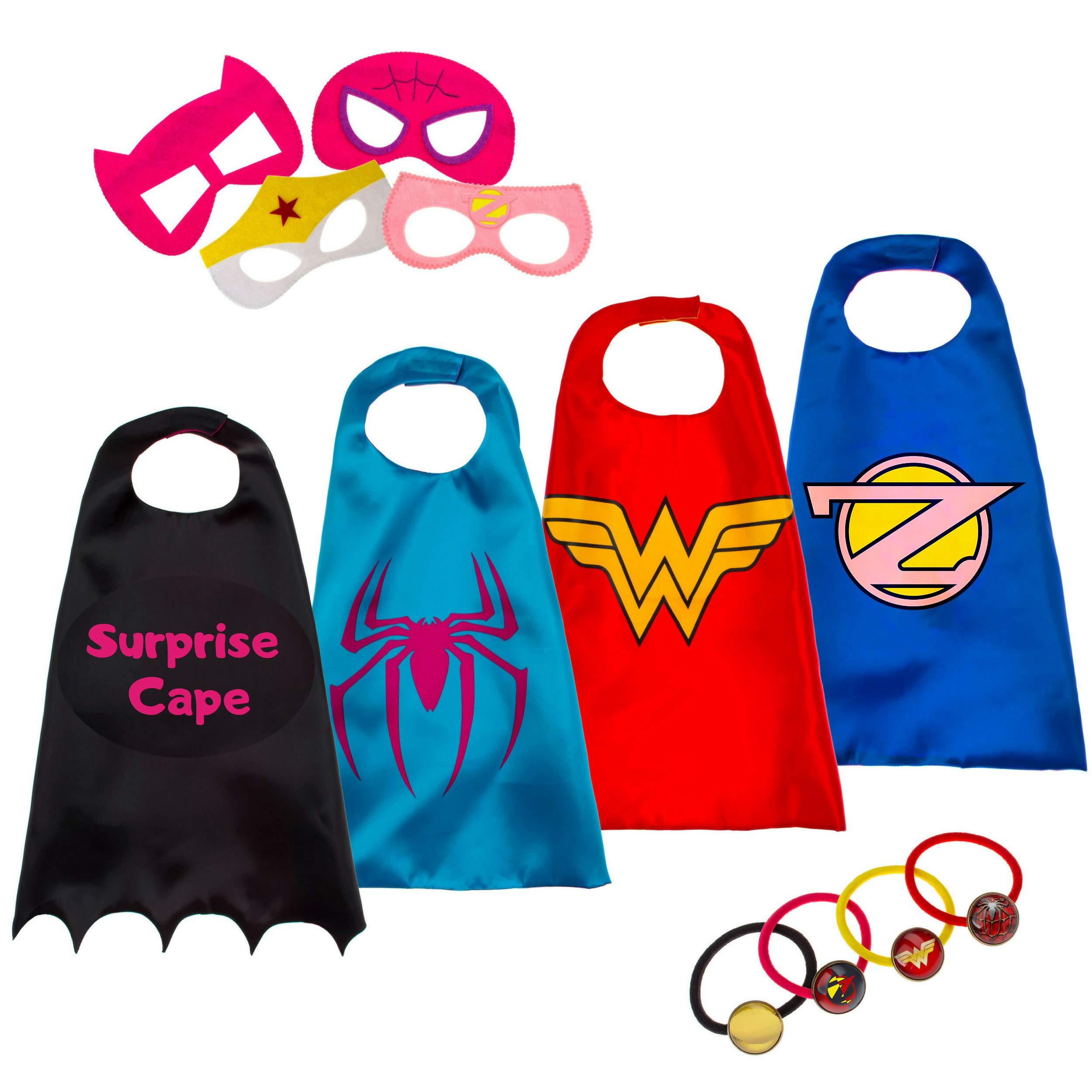 Disfraz De Superhéroes para Niño - Regalos De Cumpleaños para Niña ...