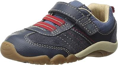Stride Rite SRTech Prescott Sneaker (Toddler),Blue,4 XW US Toddler