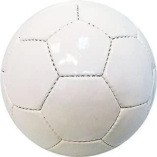 White Soccer Balls - Promo White 32 Panels by Best Soccer Buys