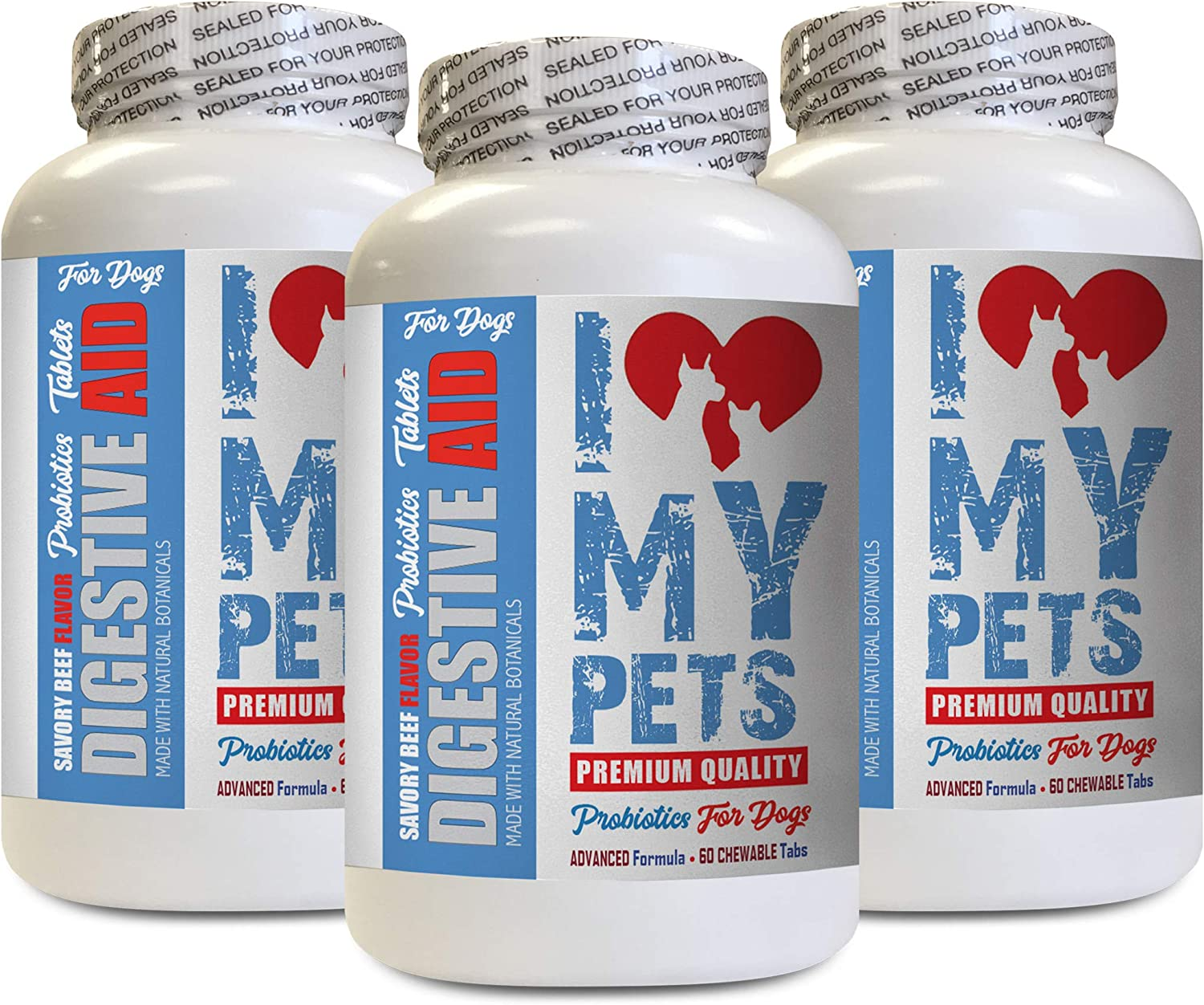 I NEW before selling LOVE MY PETS LLC Dog Supplement Dogs for Special Campaign AID Digestive - PET