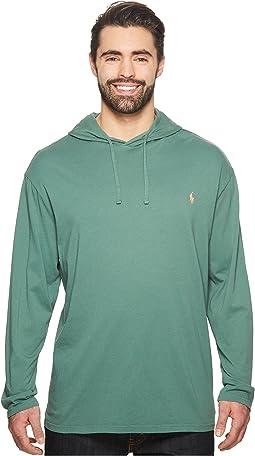 Big & Tall 30/1's Jersey Long Sleeve T-Shirt