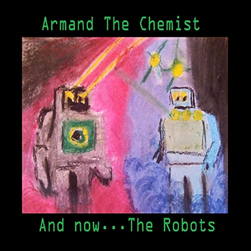 Ninja Robot, Pt. 2 de Armand the Chemist en Amazon Music ...