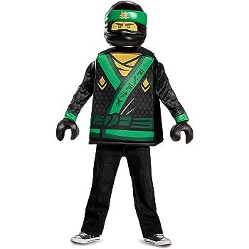 LEGO Ninjago película 23474l Lloyd Classic Costume, 4 - 6 años ...