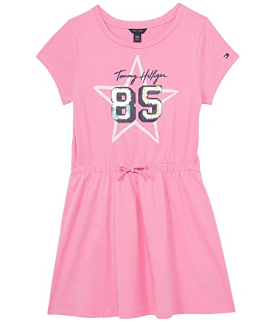 Tommy Hilfiger Kids Hilfiger T-Shirt Dress (Big Kids)