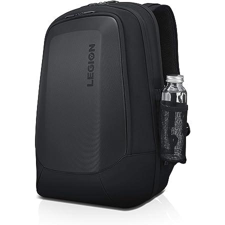 "Lenovo Legion 17"" Armored Backpack II, Gaming Laptop Bag, Double-Layered Protection, Dedicated Storage Pockets, GX40V10007, Black"