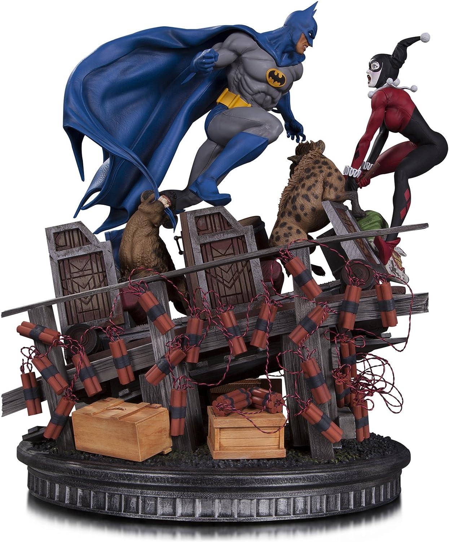 DC Universe DC Comics mar170452 Batman Vs Harley Quinn Schlacht Statue B06WWLVZR5 Neue Produkte im Jahr 2019    Fuxin