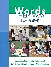 Words Their Way for PreK-K (2-downloads) (Words Their Way Series)