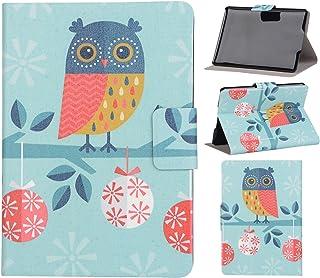 Amazon Kindle Paperwhite Leather Funda, Baokai Flip Stand PU cubierta de cuero de la caja [duro interior] Colorido pintura...