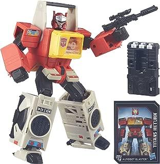 Best transformers g1 blaster toy Reviews