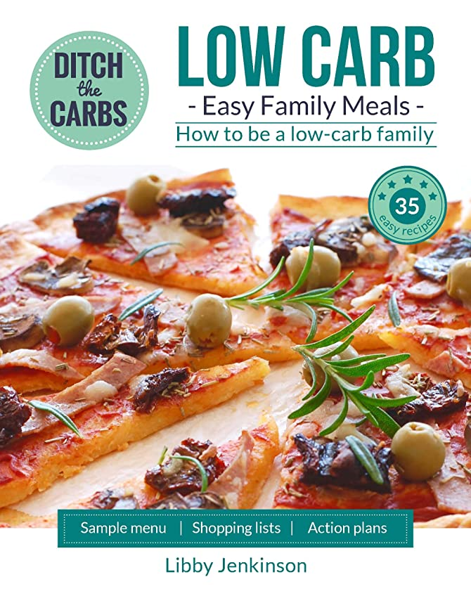 35 Easy Low-Carb Family Meals (How to start low-carb and keto diet) (English Edition)