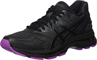 ASICS Womens Gel-Nimbus 20 Lite-Show Road Running Shoes, Black