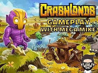 Crashlands Gameplay With Mega Mike