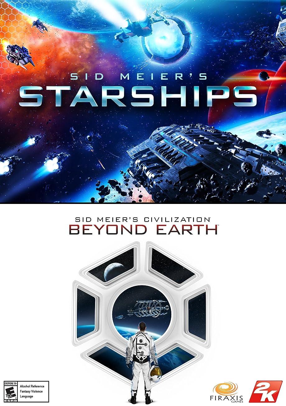 誓約熟考する男やもめSid Meier's Starships /Civilization: Beyond Earth  パック(日本語版) [オンラインコード]