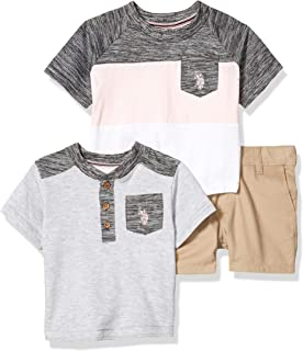 Baby Boys' Shorts Set