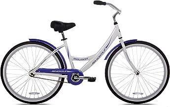 KENT Shogun Belmar Women's Aluminum Beach Cruiser Bike (26-Inch Wheels)