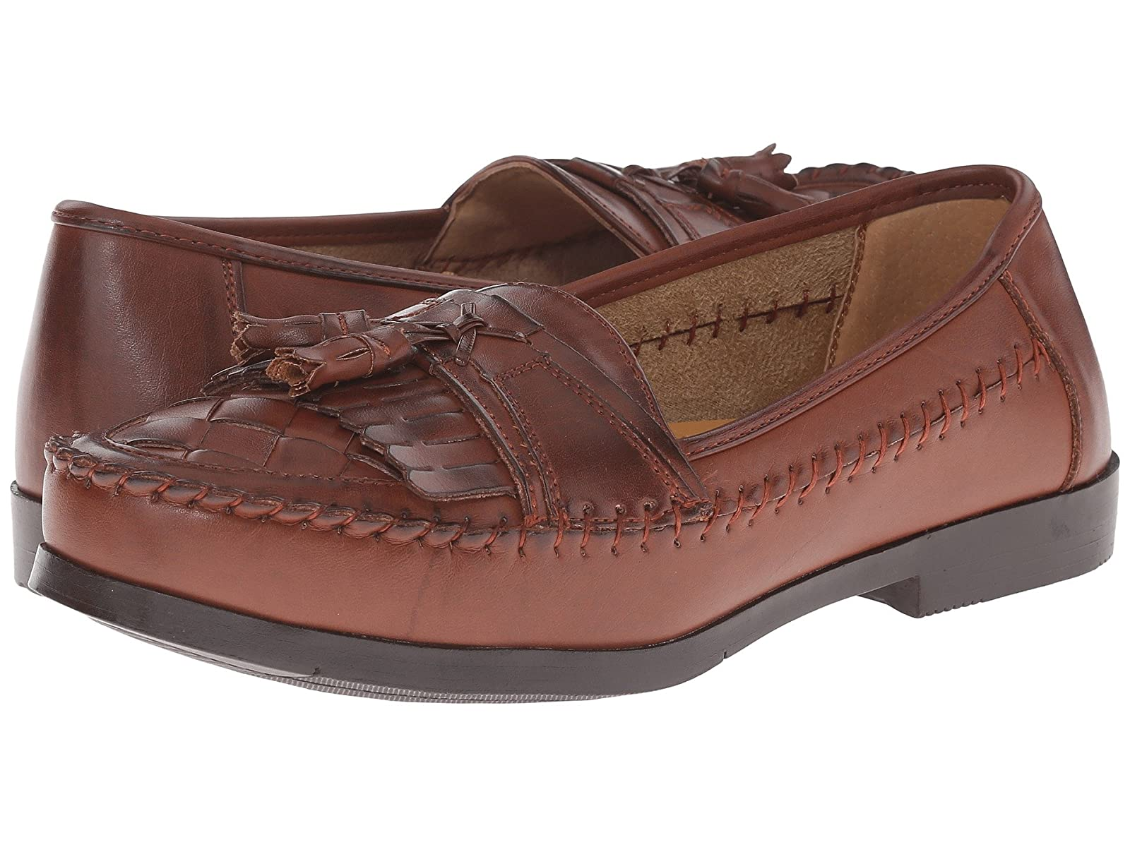 Deer Stags Stags Stags Herman Tassel Loafer-Superior-Mr/Ms 32984a