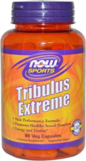 Now Foods, Sports, Tribulus Extreme, 90 Veggie Caps - 2PC