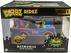 Funko Dorbz Ridez 1966 Batmobile with Batman 001 -Toy Tokyo Limited Edition